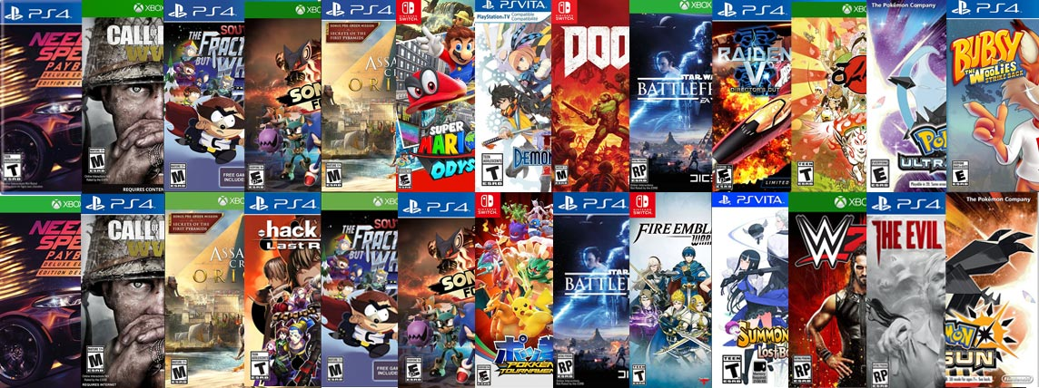 Get the newest and the hottest PS4 & Xbox One games at wholesale prices